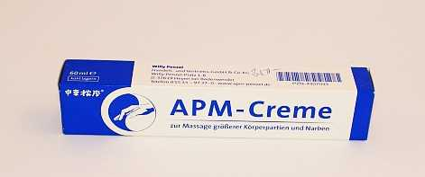 Masážní APM krém