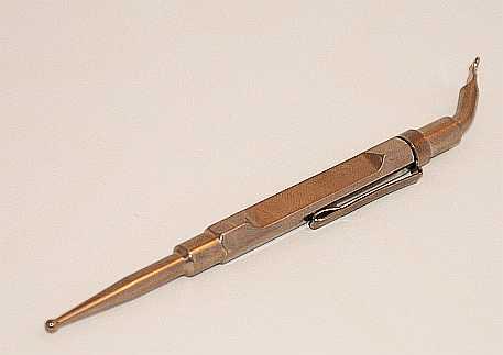 Masážní tužka - titan